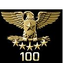 Colonel Service Star 100