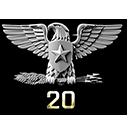 Colonel Service Star 20