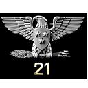 Colonel Service Star 21