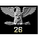 Colonel Service Star 26