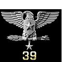 Colonel Service Star 39