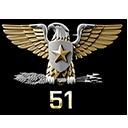 Colonel Service Star 51