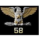 Colonel Service Star 58