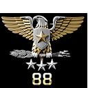 Colonel Service Star 88